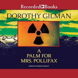 A Palm for Mrs. Pollifax Audiobook By Dorothy Gilman cover art