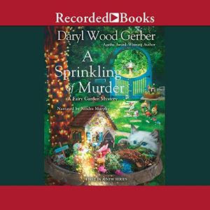 A Sprinkling of Murder Audiobook By Daryl Wood Gerber cover art