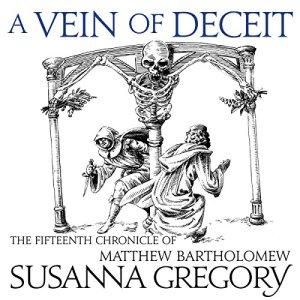 A Vein of Deceit Audiobook By Susanna Gregory cover art