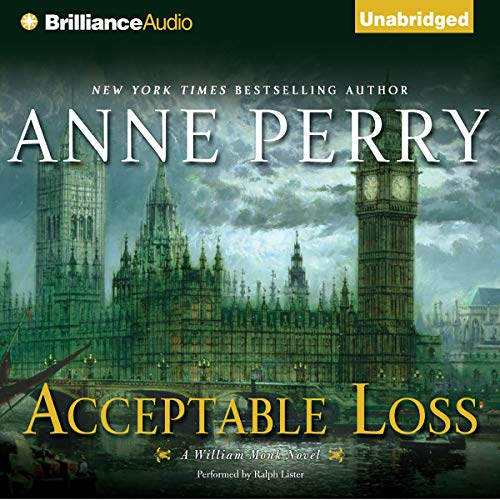 Acceptable Loss Audiobook By Anne Perry cover art