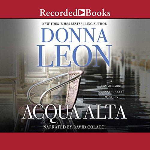 Acqua Alta Audiobook By Donna Leon cover art