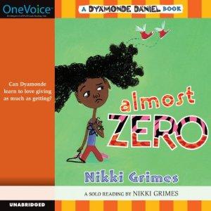Almost Zero Audiobook By Nikki Grimes cover art