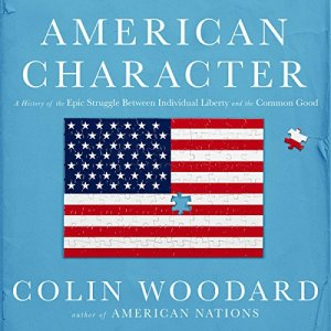 American Character Audiobook By Colin Woodard cover art