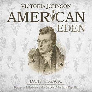American Eden Audiobook By Victoria Johnson cover art