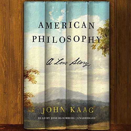 American Philosophy Audiobook By John Kaag cover art
