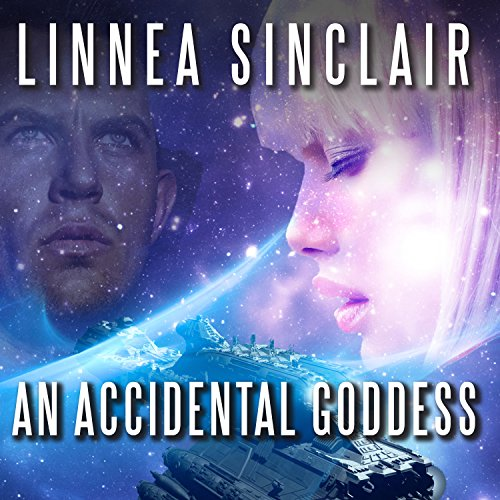 An Accidental Goddess Audiobook By Linnea Sinclair cover art