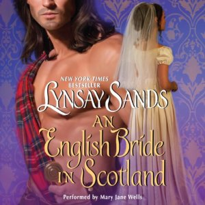 An English Bride in Scotland Audiobook By Lynsay Sands cover art