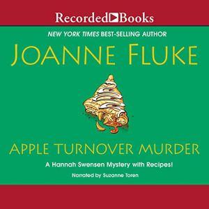 Apple Turnover Murder Audiobook By Joanne Fluke cover art