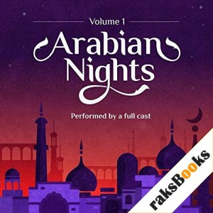 Arabian Nights: Volume 1 Audiobook By Marty Ross cover art