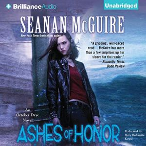 Ashes of Honor Audiobook By Seanan McGuire cover art