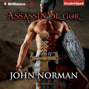 Assassin of Gor Audiobook By John Norman cover art