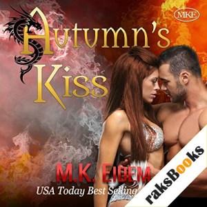 Autumn's Kiss Audiobook By M.K. Eidem cover art
