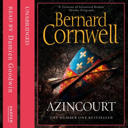 Azincourt Audiobook By Bernard Cornwell cover art