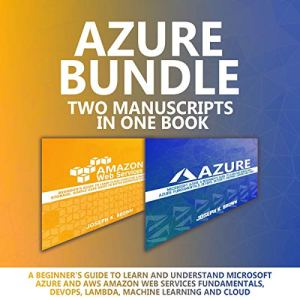 Azure Bundle: Two Manuscripts in One Book Audiobook By Joseph K. Brown cover art