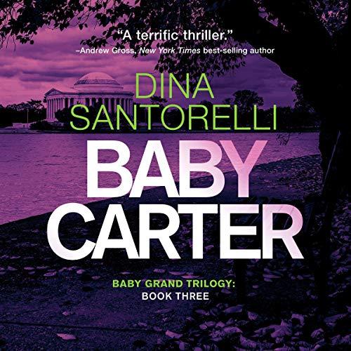 Baby Carter Audiobook By Dina Santorelli cover art
