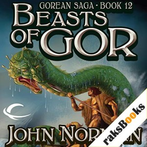 Beasts of Gor Audiobook By John Norman cover art