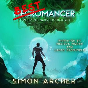 Best Necromancer Audiobook By Simon Archer cover art