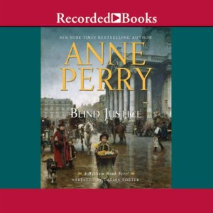 Blind Justice Audiobook By Anne Perry cover art