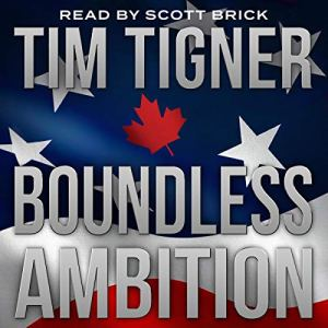 Boundless Ambition Audiobook By Tim Tigner cover art