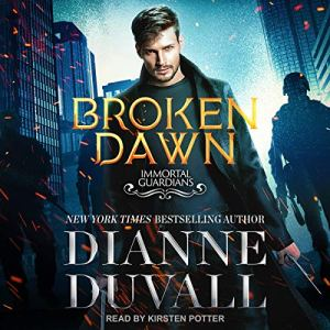 Broken Dawn Audiobook By Dianne Duvall cover art