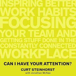 Can I Have Your Attention? Audiobook By Curt Steinhorst, Jonathan McKee - with cover art