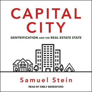 Capital City Audiobook By Samuel Stein cover art