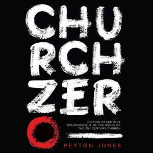 Church Zero Audiobook By Peyton Jones cover art