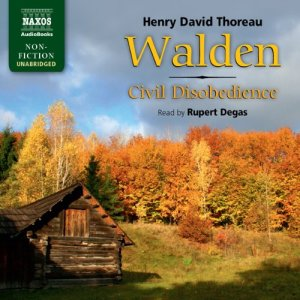 Thoreau: Walden / Civil Disobedience Audiobook By Henry David Thoreau cover art