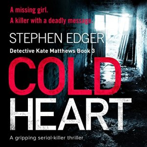 Cold Heart Audiobook By Stephen Edger cover art