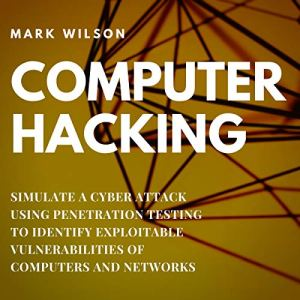 Computer Hacking Audiobook By Mark Wilson cover art