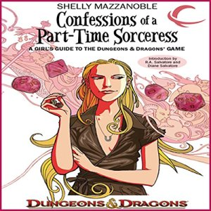 Confessions of a Part-Time Sorceress Audiobook By Shelly Mazzanoble cover art