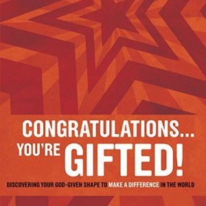 Congratulations...You're Gifted! Audiobook By Doug Fields, Erik Rees cover art