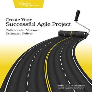 Create Your Successful Agile Project Audiobook By Johanna Rothman cover art