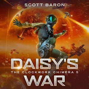 Daisy's War Audiobook By Scott Baron cover art