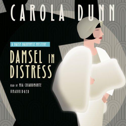 Damsel in Distress Audiobook By Carola Dunn cover art