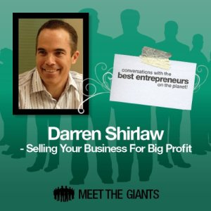 Darren Shirlaw - Selling Your Business for Big Profit Audiobook By Darren Shirlaw cover art