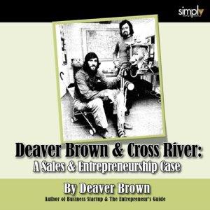 Deaver Brown & Cross River Audiobook By Deaver Brown cover art
