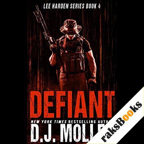 Defiant Audiobook By D.J. Molles cover art