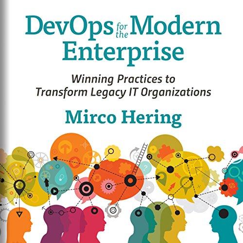 DevOps for the Modern Enterprise Audiobook By Mirco Hering cover art