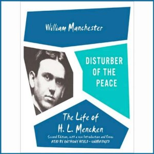 Disturber of the Peace Audiobook By William Manchester cover art