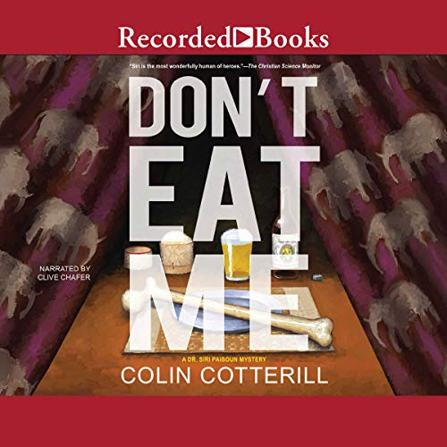 Don't Eat Me Audiobook By Colin Cotterill cover art