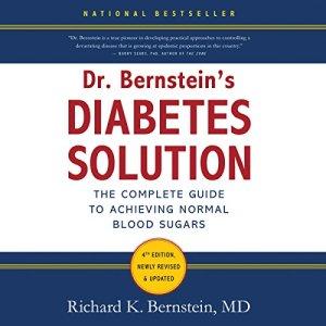 Dr. Bernstein's Diabetes Solution Audiobook By Richard K. Bernstein cover art