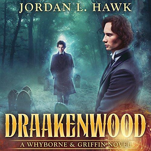 Draakenwood Audiobook By Jordan L. Hawk cover art