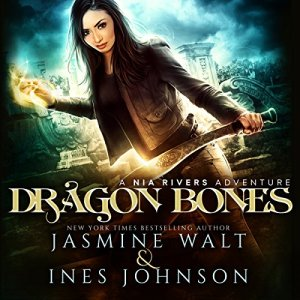 Dragon Bones Audiobook By Jasmine Walt, Ines Johnson cover art