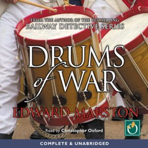 Drums of War Audiobook By Edward Marston cover art