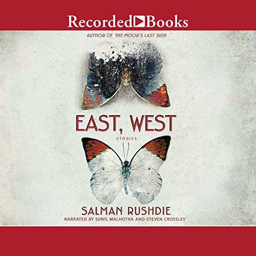 East, West Audiobook By Salman Rushdie cover art