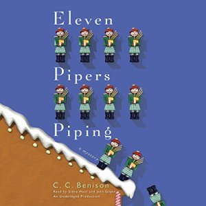 Eleven Pipers Piping Audiobook By C. C. Benison cover art