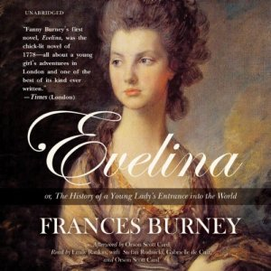 Evelina Audiobook By Frances Burney cover art