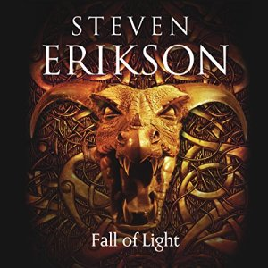 Fall of Light Audiobook By Steven Erikson cover art