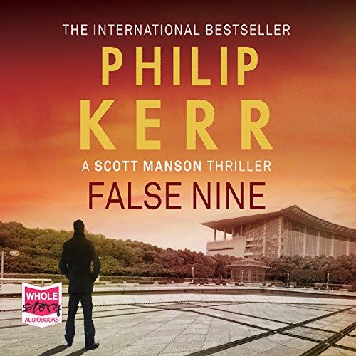 False Nine Audiobook By Philip Kerr cover art